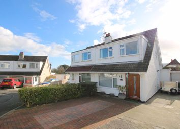 3 bed semi-detached house for sale in Friary Park Road, Ballabeg, Castletown, Isle Of Man IM9