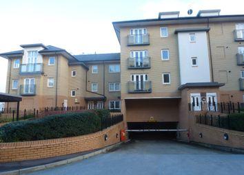 Thumbnail 2 bedroom flat to rent in Hampden Gardens, Cambridge