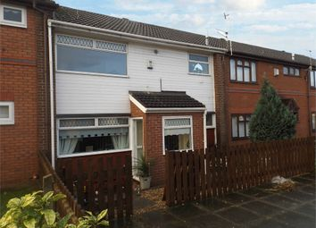 Thumbnail 3 bed terraced house for sale in Ossett Close, Prenton, Merseyside