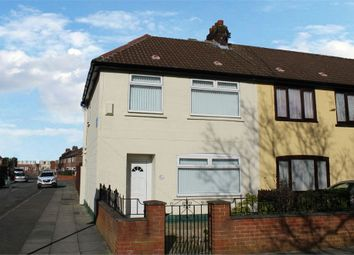 Thumbnail 3 bed end terrace house for sale in Cherry Lane, Liverpool, Merseyside