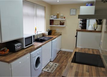 Thumbnail 3 bed terraced house for sale in College Avenue, Manchester