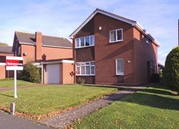 Thumbnail 4 bedroom detached house for sale in Carnoustie Close, Sutton Coldfield, West Midlands