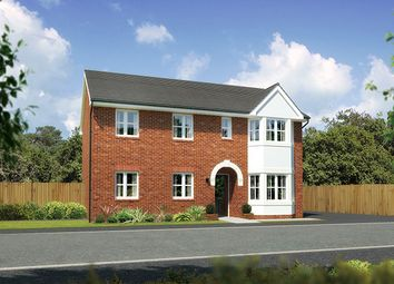 "Thumbnail 4 bedroom detached house for sale in ""Hollandswood"" At Close Lane, Alsager, Stoke-On-Trent ST7, Alsager,"