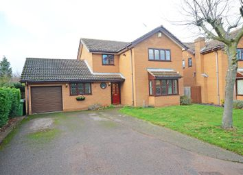 4 bed detached house for sale in Shearwater, Orton Wistow, Peterborough PE2