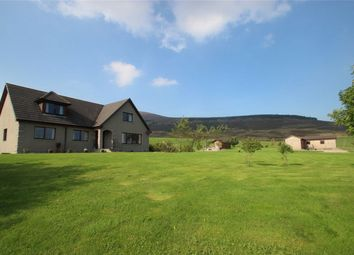 Thumbnail 4 bed detached house for sale in Corrieour, Glenrinnes, Moray