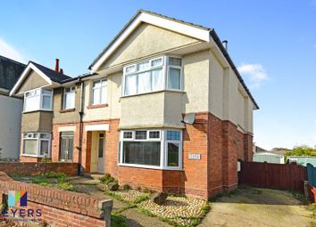 Thumbnail 3 bed semi-detached house for sale in Wimborne Road, Moordown