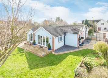 Thumbnail 4 bed detached bungalow for sale in Bernards Close, Chearsley, Aylesbury