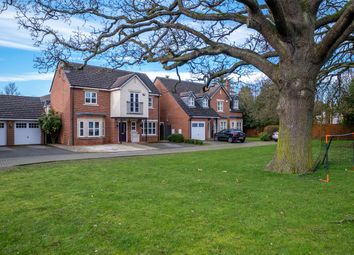 4 bed detached house for sale in Lysander Close, Burbage, Hinckley LE10