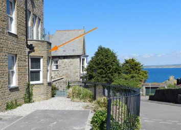Thumbnail 2 bed flat for sale in Oceanis Apartments, Pednolver Terrace, St Ives