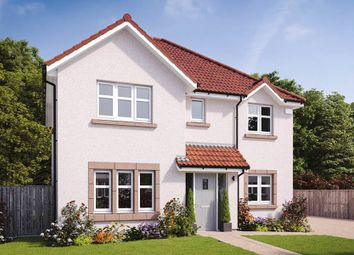 "Thumbnail 4 bed detached house for sale in ""The Blair"" at Birdston Road, Milton Of Campsie, Glasgow"
