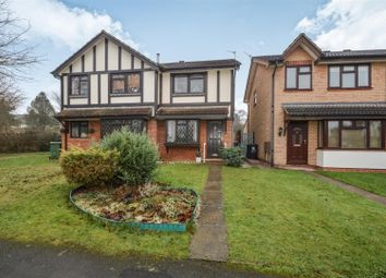 Thumbnail 2 bedroom semi-detached house for sale in Beardsley Road, Quorn, Loughborough