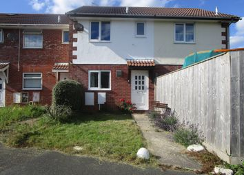 Thumbnail 2 bed end terrace house for sale in Sanderling Close, Weymouth