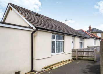 Thumbnail 4 bed detached bungalow for sale in Howeth Road, Bournemouth
