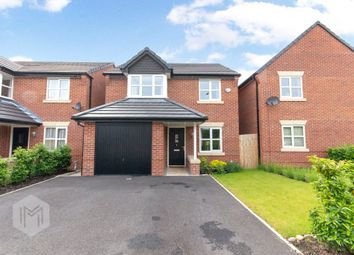 Thumbnail 3 bedroom detached house for sale in Weave Grove, Bolton, Greater Manchester
