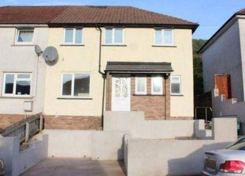 Thumbnail 2 bedroom flat to rent in Brynheulog, Treherbert