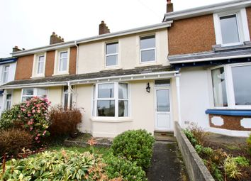 Thumbnail 3 bed terraced house to rent in Polvillion Road, Fowey