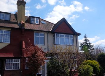 Thumbnail 2 bed flat to rent in Powys Lane, Palmers Green