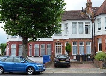 Thumbnail 3 bed flat to rent in Fox Lane, London