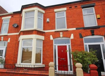 Thumbnail 4 bed terraced house for sale in Penny Lane, Liverpool