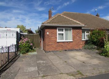 Thumbnail 2 bed semi-detached bungalow for sale in Judith Drive, Countesthorpe, Leicester