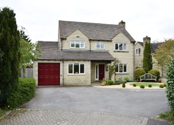 Thumbnail 4 bed detached house for sale in Stonecote Ridge, Bussage, Stroud, Gloucestershire