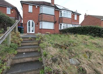 Thumbnail 3 bed semi-detached house to rent in Hamstead Road, Great Barr Birmingham