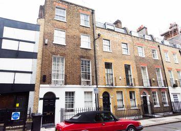 Thumbnail 1 bedroom flat to rent in Wyndham Street, Marylebone