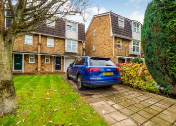 Thumbnail 3 bed town house for sale in Westbury Lodge Close, Pinner