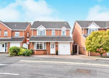 Thumbnail 3 bed detached house for sale in Emberton Way, Amington, Tamworth, Staffordshire