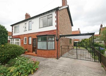 Thumbnail 2 bed property to rent in Edgeworth Drive, Fallowfield, Manchester