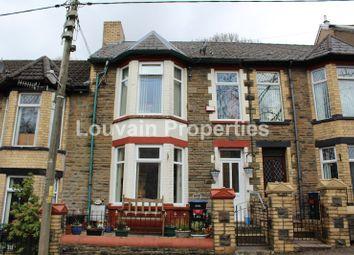 Thumbnail 3 bed property for sale in New Cwm Terrace, Cwm, Ebbw Vale, Blaenau Gwent.