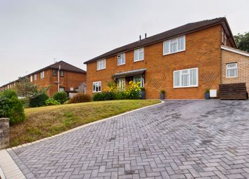 Thumbnail 3 bed semi-detached house for sale in Green Lane, Caldicot, Monmouthshire