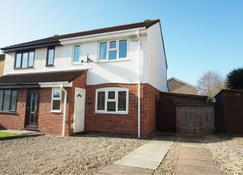 3 bed semi-detached house for sale in Redlake Drive, Taunton TA1