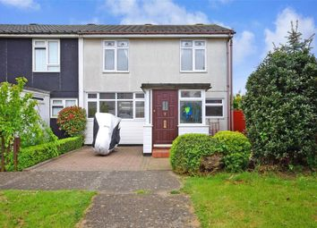 Thumbnail 3 bed end terrace house for sale in Manor Avenue, Basildon, Essex