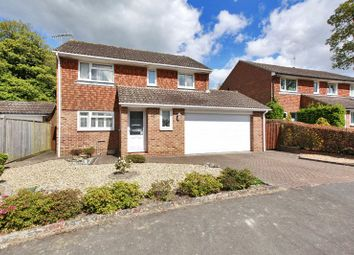 Thumbnail 3 bed detached house for sale in Lashmere, Copthorne, Crawley