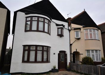 Thumbnail 3 bedroom semi-detached house for sale in Ilfracombe Road, Southend-On-Sea