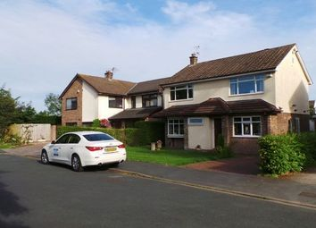 Thumbnail 3 bed detached house for sale in Moorfield Close, Fulwood, Preston