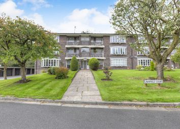 Thumbnail 3 bed flat for sale in Lawnfield Court, Warren Close, Bramhall, Stockport