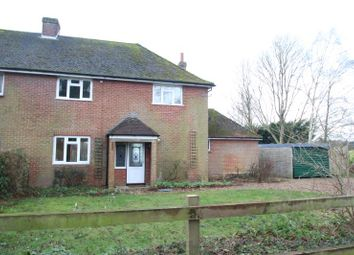 Thumbnail 2 bedroom semi-detached house to rent in Lime Tree Cottages, Brightwalton, Newbury, 7Bz.