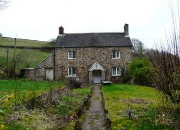 Thumbnail 2 bed detached house to rent in Nr Bampton, Tiverton