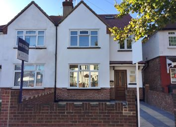 Thumbnail 4 bed semi-detached house for sale in Vicarage Farm Road, Heston