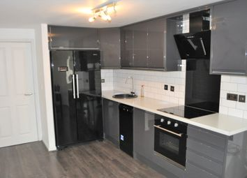 Thumbnail 2 bedroom flat for sale in Brickfield Close, Ipswich