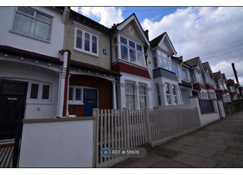 Thumbnail 4 bed terraced house to rent in Fircroft Road, London