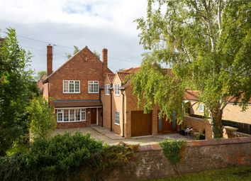 Thumbnail 5 bed detached house for sale in Huby Road, Sutton-On-The-Forest, York