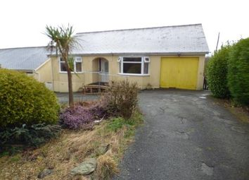 Thumbnail 3 bed bungalow for sale in Tyn Y Gongl, Benllech, Anglesey, North Wales