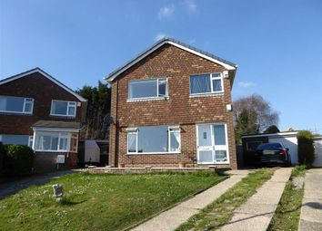 Thumbnail 3 bed detached house for sale in Diana Close, Bexhill-On-Sea, East Sussex