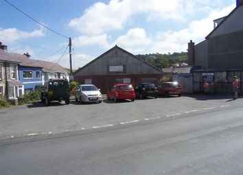 Thumbnail Land for sale in Park Street, New Quay, Ceredigion
