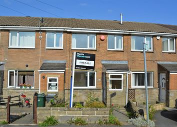 Thumbnail 2 bedroom terraced house for sale in Woodroyd, Golcar, Huddersfield