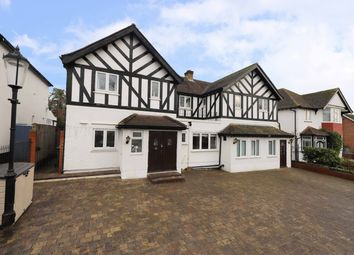 Thumbnail 4 bed detached house for sale in Bellfield Avenue, Harrow
