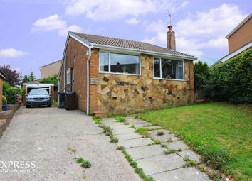 Thumbnail 2 bed detached bungalow for sale in Winston Avenue, Stocksbridge, Sheffield, South Yorkshire